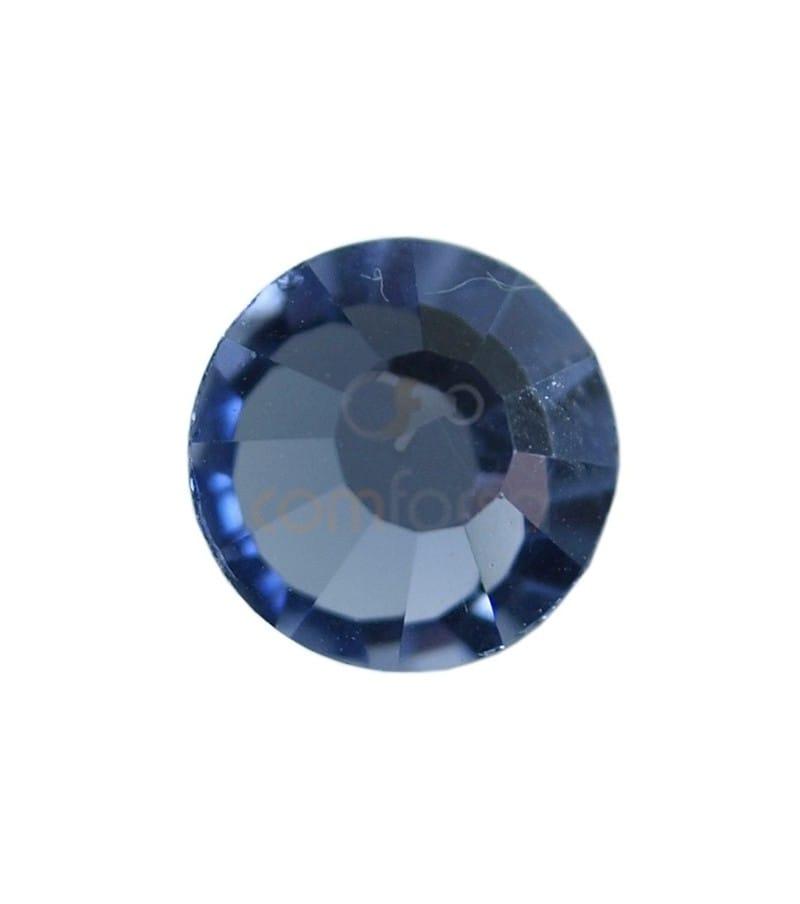 Cristal mc chaton 7 mm TANZANITE