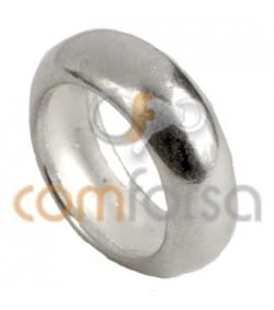 Entretoise 6.5 mm (int) x 3 mm (large) Argent 925