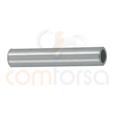 Tube 0.9 (int) x 6 mm argent 925 ml