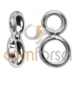 Anses doubles 6.5 mm