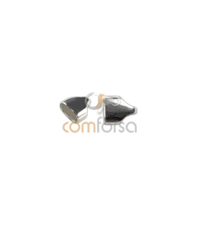 Embout ovale 8x4 mm