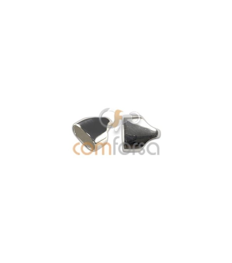 Embout ovale 10x5 mm
