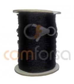 Nylon tressé 0.5 mm (mètres) Noir