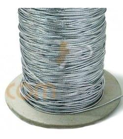 Fil élastique métallique 1 mm